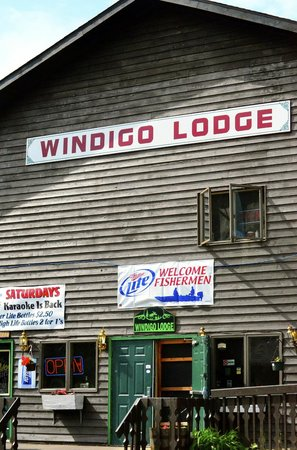 Windigo Lodge : Good place to stop for food on the Gunflint Trail with reasonable prices!