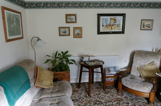 Park Guest House: Salon