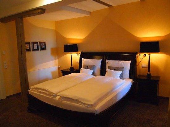 Hotel Herrnschloesschen : Bedroom