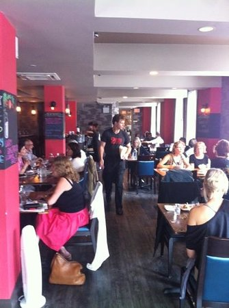 2 Doors Down a must for lunch & a must for lunch - Picture of 2 Doors Down Halifax - TripAdvisor