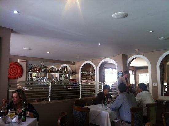Restaurante Bistro: almoço Executivo muito bom.
