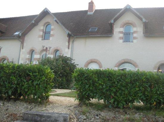 Domaine de la Maison Neuve: The house