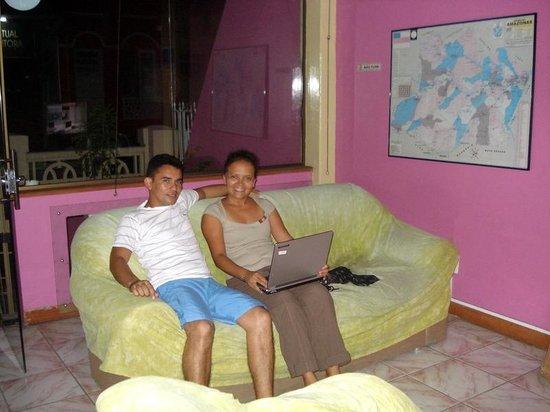 Manaus Hostel Trip Tour: Instruções para mapear a cidade