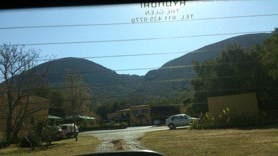 Magalies Mountain Lodge: farewell but not goodbye