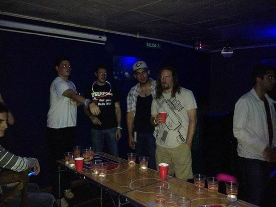 Hookah Nights: Beer Pong