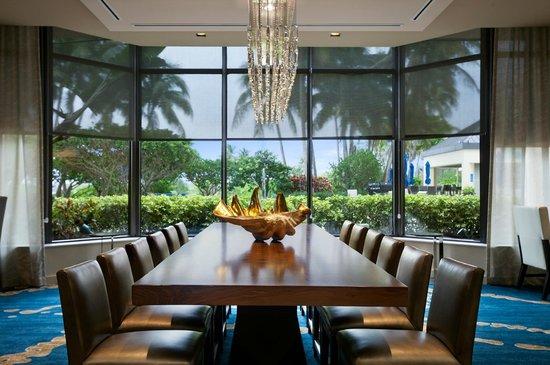 Hilton Miami Airport: Lounge