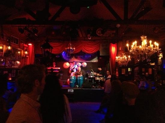 Bourbon Street Amsterdam