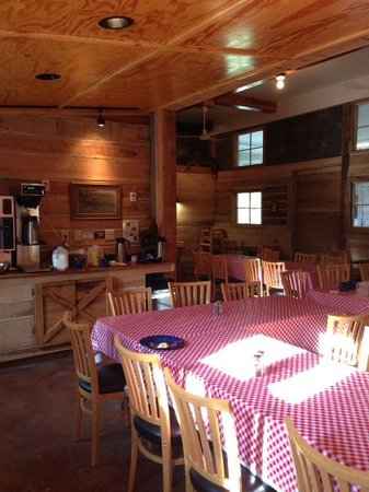 Rawhide Ranch: Kitchen for breakfast
