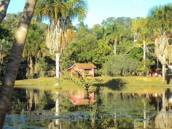 Pousada Jardim da Amazonia : vista