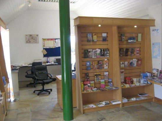 Buncrana Tourist Office : Brouchers