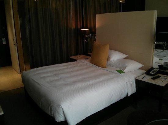 Centro Al Manhal Abu Dhabi by Rotana: Comfortable bed