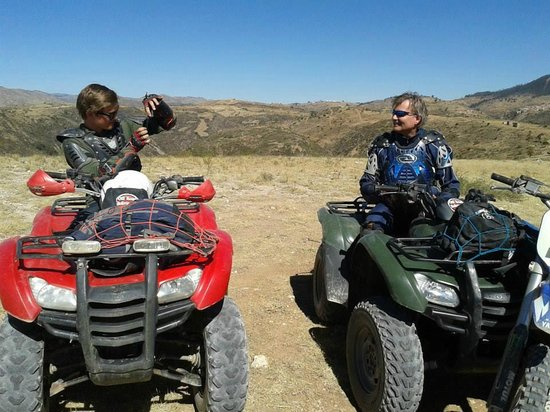Off Road Bolivia : Half-Day Tour in July 2013