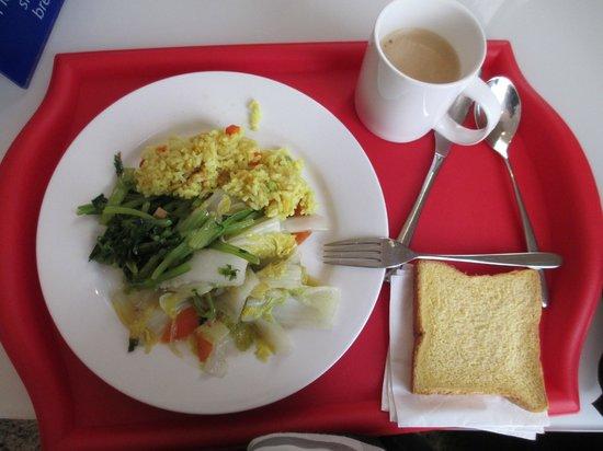 Holiday Inn Express Shanghai New Hongqiao: Breakfast