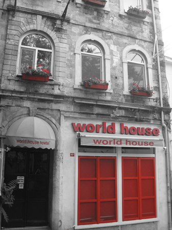 World House Istanbul: World Hostel