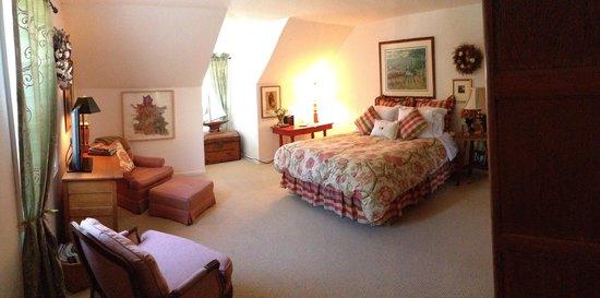 The Welsh Hills Inn: Derwen Del