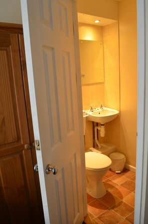 Trevellis Bed and Breakfast: Bathroom