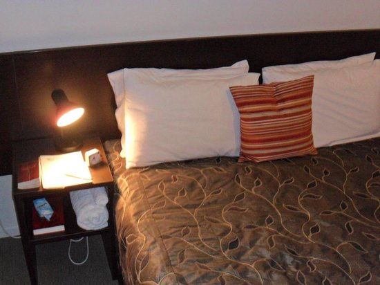 Courtney Motel: lekker warm bed
