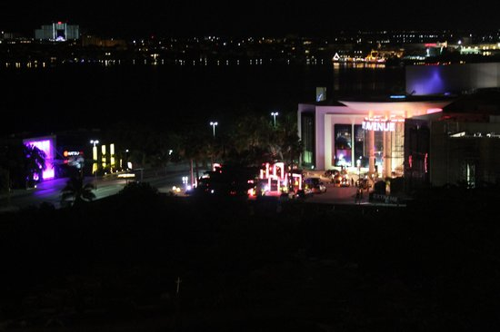 View of Katsu-Ya and Luxary mall