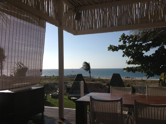 The Chili Beach Boutique Hotels & Resorts: Vista incrível do café da manha