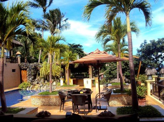 Palm Breeze Villa Boracay Hotel : 4