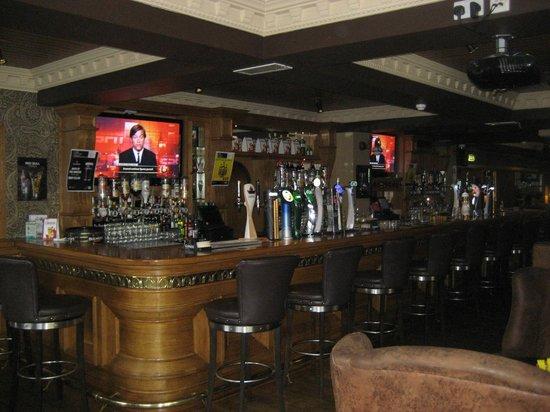 Orchard Inn Letterkenny: Lounge bar