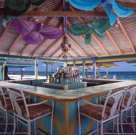 Nisbet Plantation Beach Club: Sea Breeze Bar