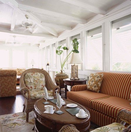 Nisbet Plantation Beach Club : Great House Tea