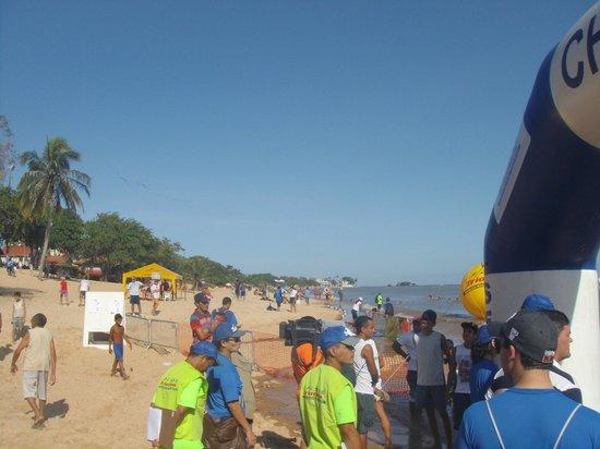 Chapeu Virado Beach