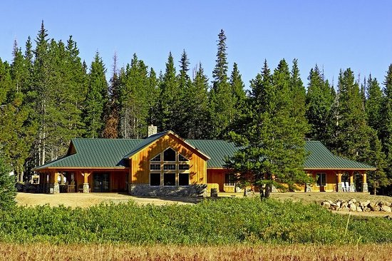 Wyoming High Country Lodge : The Moose Lodge