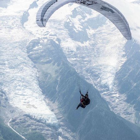 Peak Experience Parapente: paragliding with Peak Experience
