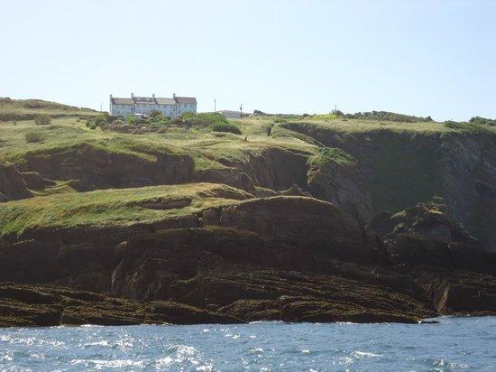 Ilfracombe Princess: Coastguard coastal cottages