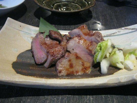 Otokonohochoryoritorobatayaki Ippoippo: Chicken hearts