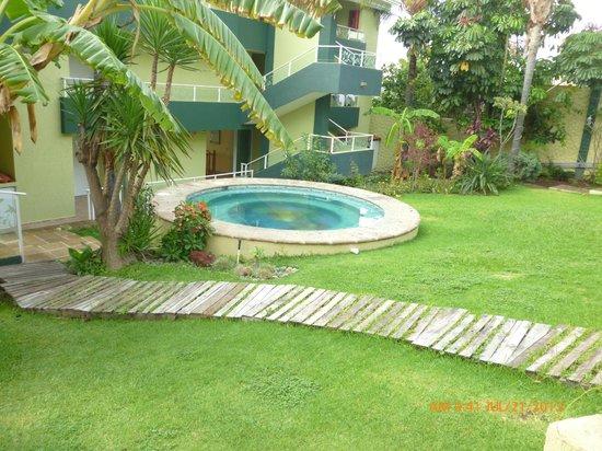 Hotel Posada Mirador: JACUZZI