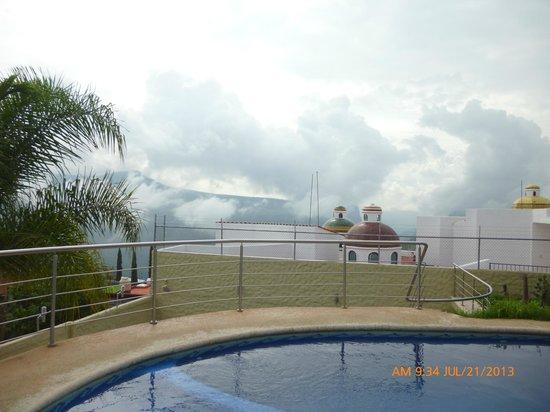 Hotel Posada Mirador : MAGNIFICA VISTA