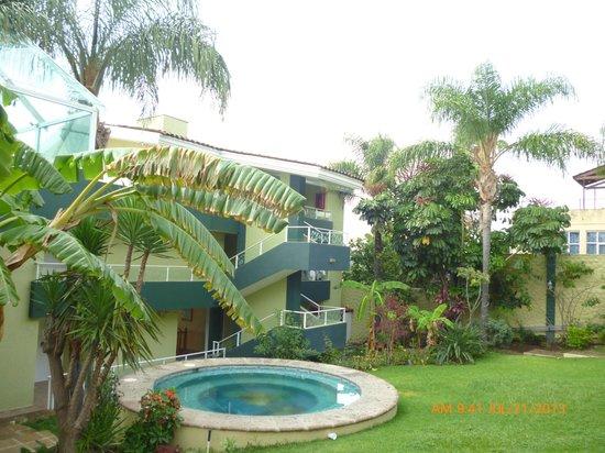 Hotel Posada Mirador : HABITACIONES