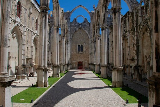 Carmo Archaeological Museum
