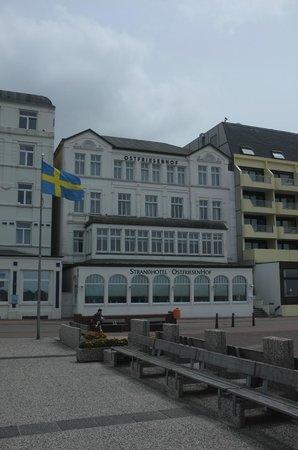 Hotel Ostfriesenhof: Aussenansicht