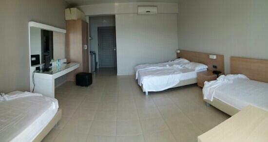 Nautilus Bay Hotel: stanza monolocale al secondo piano