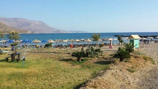 Nautilus Bay Hotel: la spiaggia