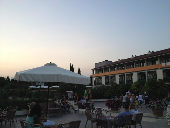 Parc Hotel : Veduta