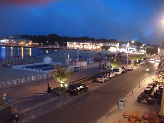 The Nook Bar, Brasserie & Hotel: View from room 7