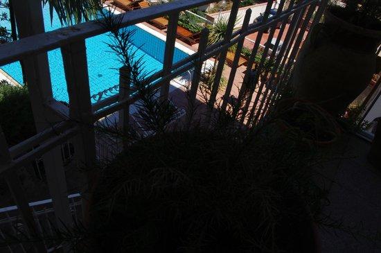 President Hotel Splendid: verso la piscina