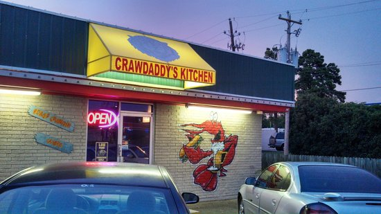 Crawdaddy's Kitchen: Truely 'local' look to the place
