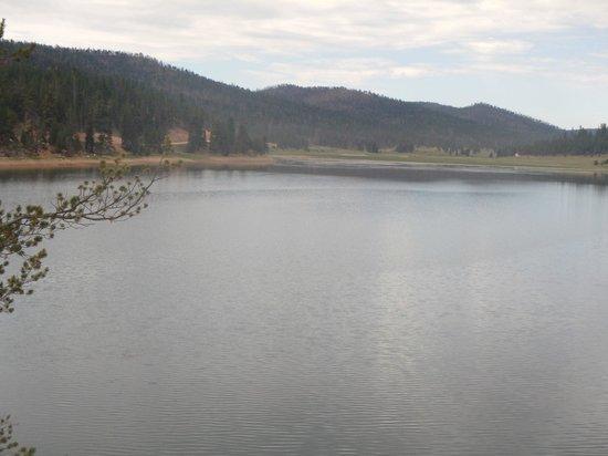 Ruby's ATV Tours: reservoir
