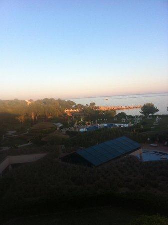 The St. Regis Mardavall Mallorca Resort: tramonto