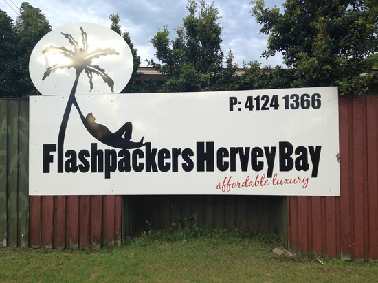 ‪‪Flashpackers Hervey Bay‬: Flashpackers Hervey Bay‬