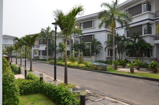 Ha Do Villas : Villa grounds