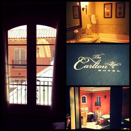 The Carlton Hotel: Carlton Style