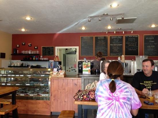 Castlerock Coffee & Candy: Room