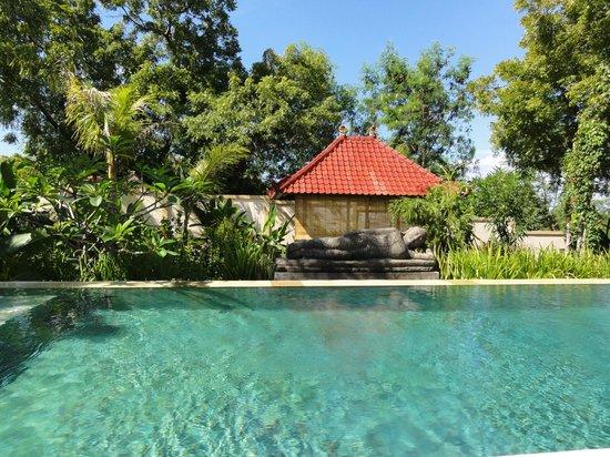 Minabali Bunga'lo: piscine et espace detente